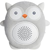 WavHello Portable Sound Machine Baby-Sleep Soother, Rechargeable Bluetooth Crib/Stroller/Car Seat Travel Speaker - Ollie…
