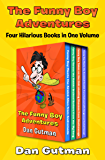The Funny Boy Adventures: Four Hilarious Books in One Volume (English Edition)