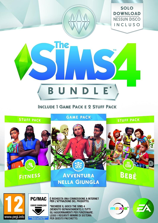 The Sims 4 Bundle Pack 11 - Codice Digitale nella Confezione - PC ...