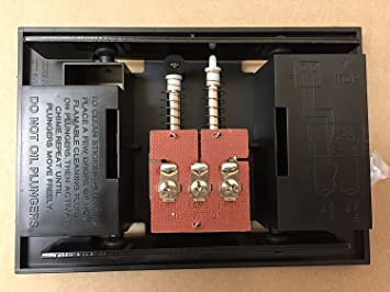Nutone Broan Door Bell Chime Mechanism Assembly Fits Most Chime Models