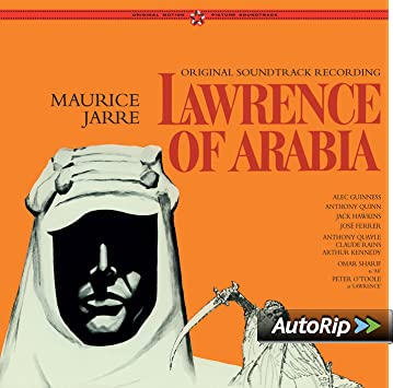Lawrence of Arabia OST Edition