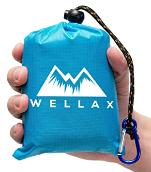 Amazon.com: WELLAX - Manta de picnic: Sports & Outdoors