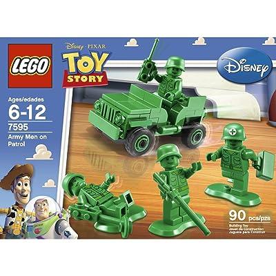 LEGO Toy Story Army Men on Patrol (7595): Toys & Games