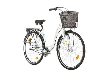 "BIKE SPORT LIVE ACTIVE Bikesport Rimini Bicicleta De Paseo Nexus 3 Ruedas de 28"" 480"