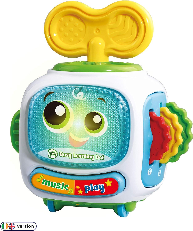 Multicolour LeapFrog 609203 Busy Learning Bot