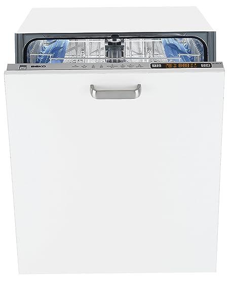 Beko DIN 5833 XL lavavajilla - Lavavajillas (Totalmente ...