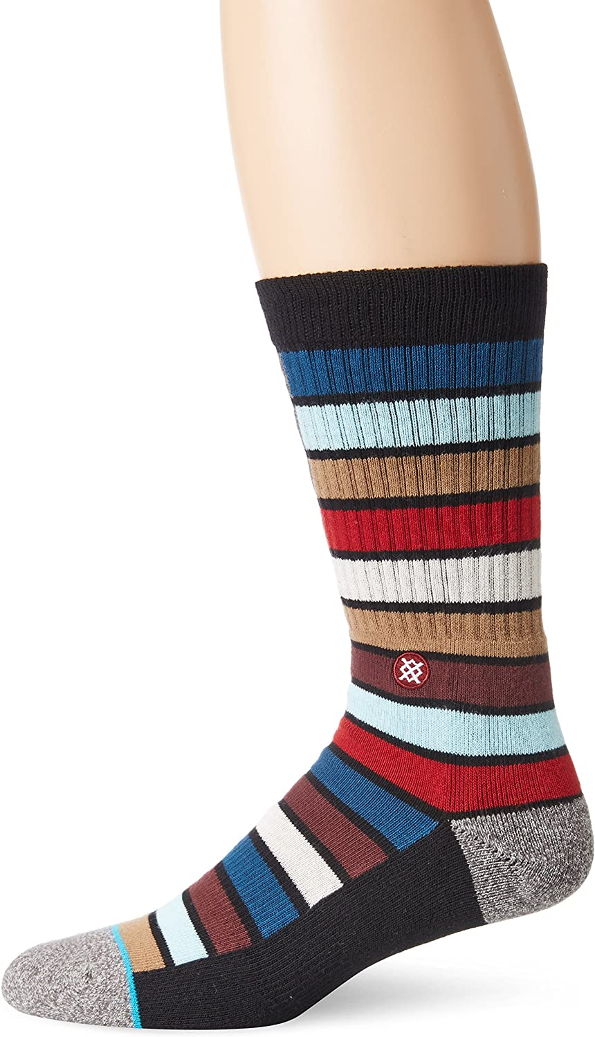 Stance Men's Booth Crew Socks