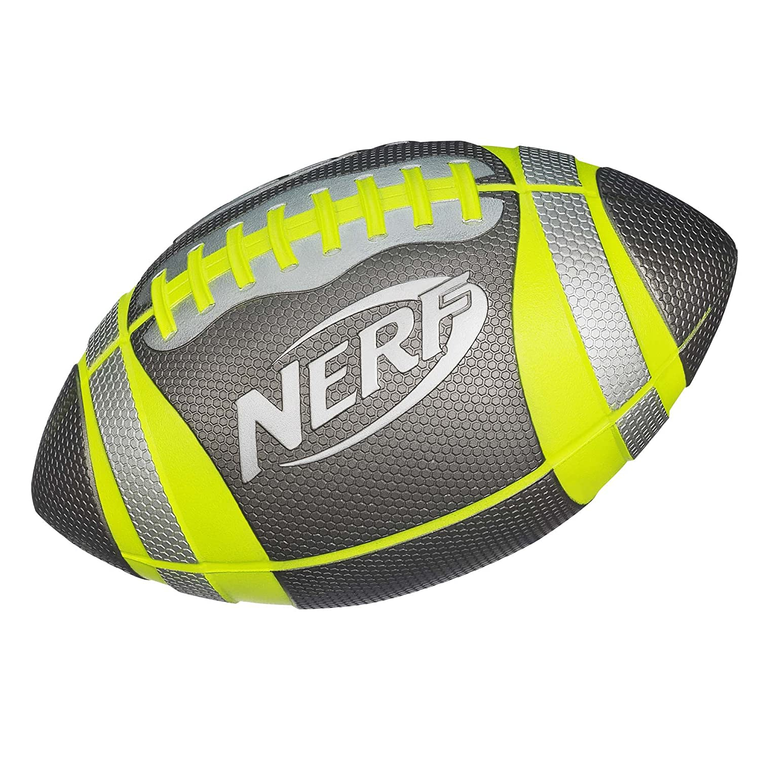 Amazon.com: Nerf N-Sports Pro Grip Football - Green: Toys & Games
