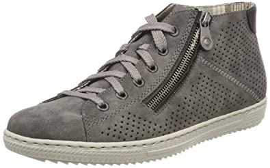 Rieker Damen amp; Rieker Handtaschen Sneaker L9427 Hohe Schuhe 8wxn1IUq