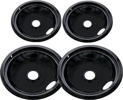 ClimaTek 6 Drip Bowl fits Maytag Jenn-Air PS11752112 W10132138 Y0300728