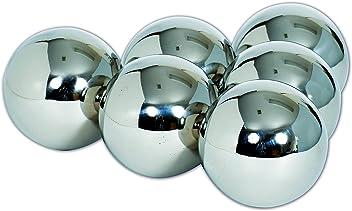 TickiT 72201 Silberner Sensorischer Reflektierender Ball 4-teilig