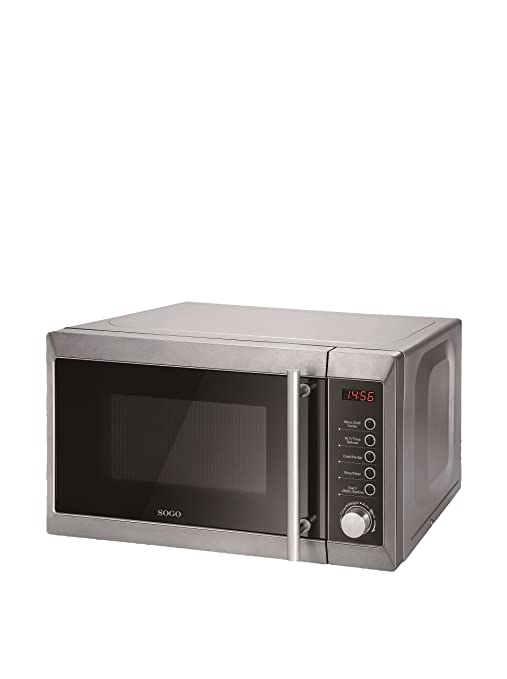 Sogo Microondas digital 20L grill 1000W: Amazon.es: Hogar
