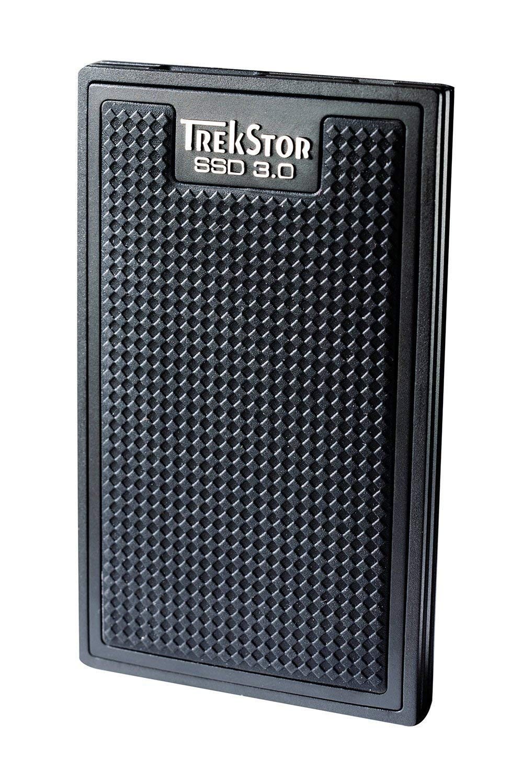 TrekStor 66437 データステーション Picco SSD 3.0 256GB バッグ   B07KBWGW4D