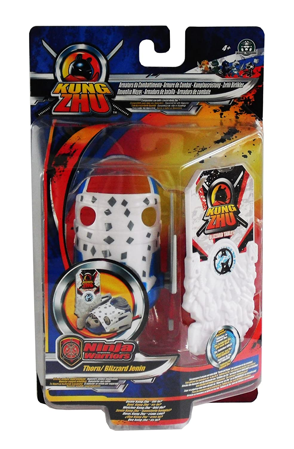 KUNG ZHU NINJA WARRIORS Thorn/Blizzard Jenin: Amazon.es ...