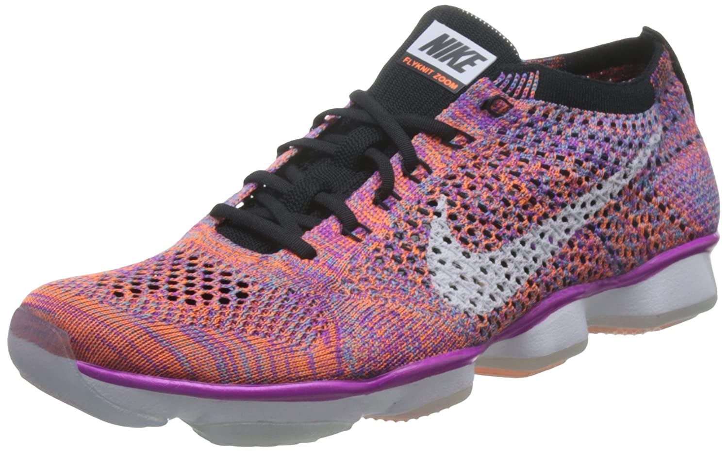 Nike Womens Flyknit Zoom Agility Training Sneakers SZ 8 M Parent