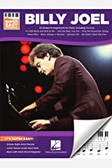 Billy Joel - Super Easy Songbook for Piano Kindle Edition