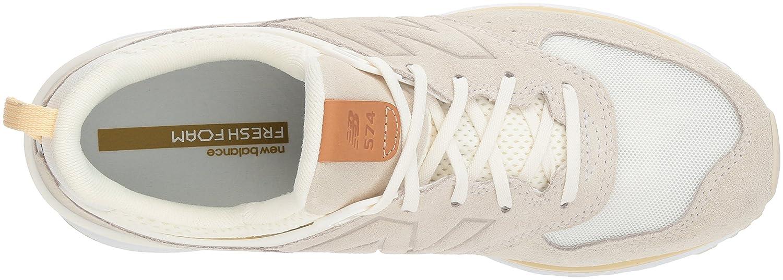 New Balance Women's 574v1 Fresh Foam Sneaker B077S73MPM 12 D US|Sea Salt
