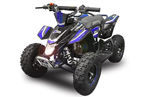 "Mini Quad Madox Premium Tuning Carburador+tuning Embrague 49cc 4"" ATV Quad Vehiculo infantil"