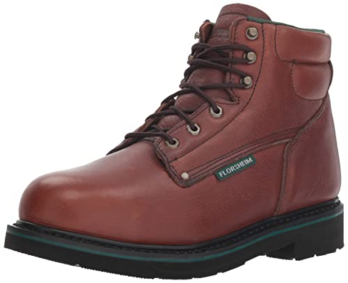 3b392f9992c Florsheim Work Men's FE665 Steel-Toed Work Boot: Amazon.ca: Shoes ...