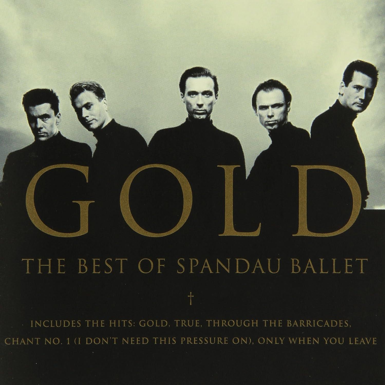 Spandau Ballet Gold The Best Spandau Ballet Amazon Music