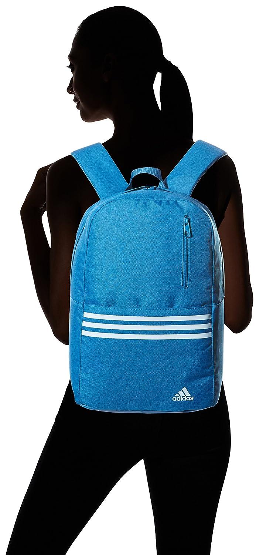 49db4af1cb Adidas VERSATILE BP 3 STRIPES Blue (AY5121)  Amazon.in  Sports ...
