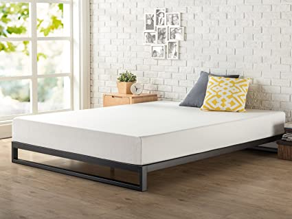 Luxury Low Profile Bed Frame Set