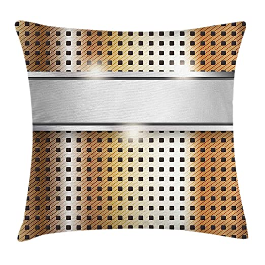 FPDecor Modern Funda de Almohada, Close up Surface Image ...