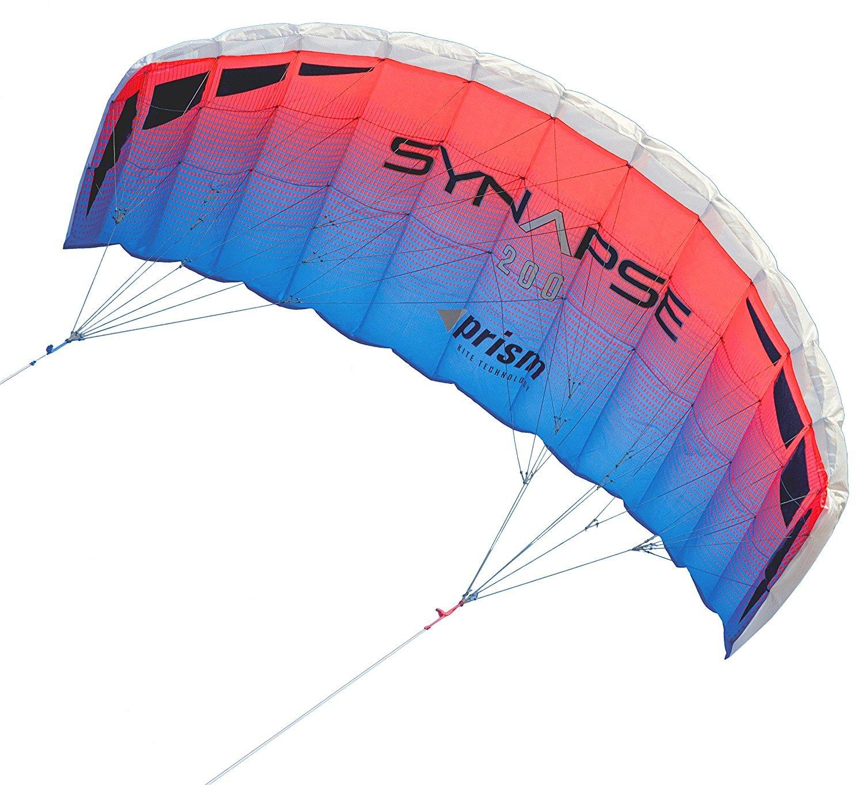 Prism Synapse Dual-line Parafoil Kite, 200 by Prism Kite Technology (Image #1)