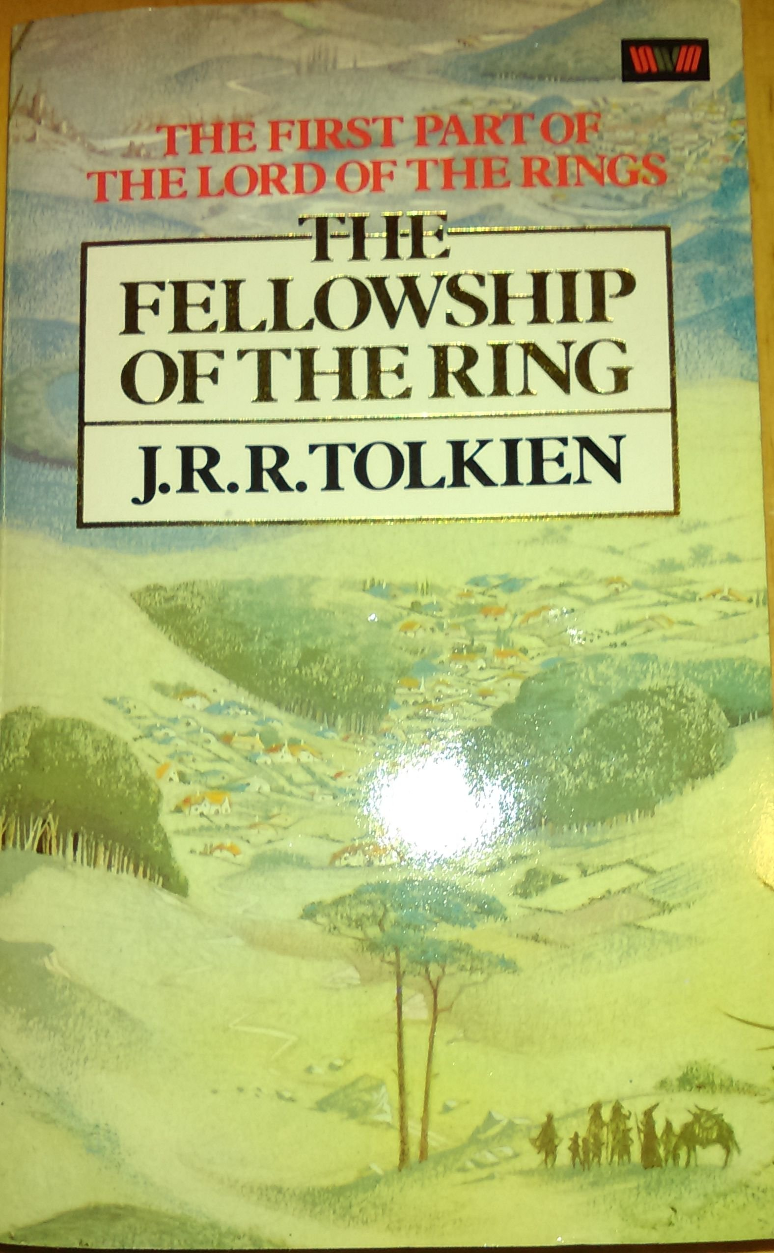 Lord of the Rings: The Fellowship of the Ring v. 1: Amazon.es ...