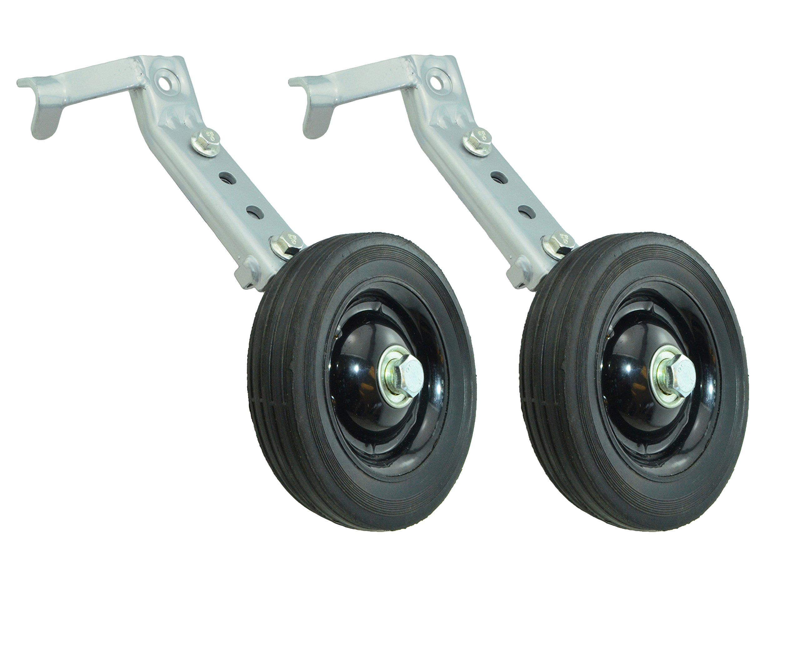 """Lumintrail Heavy Duty Adjustable Bike Training Wheels for 20"""" to 26"""" Bicycles by Lumintrail (Image #6)"""