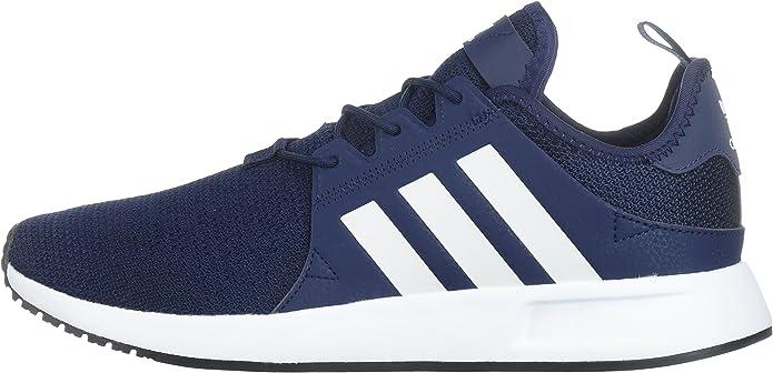 Adidas X_PLR Chaussures de Fitness pour Homme Bleu Collegiate Navy White Trace Blue, 39 13 EU