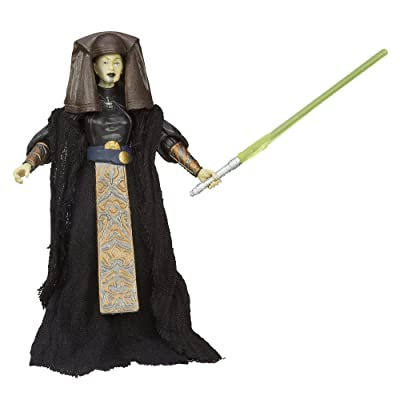 Star Wars The Black Series Luminara Unduli Figure 3.75 Inches: Toys & Games