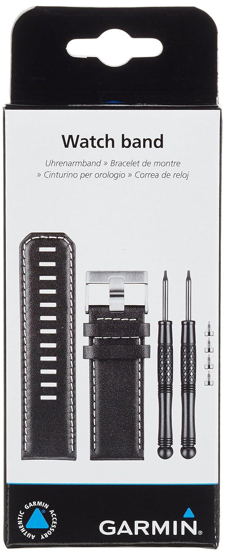 Garmin Leather Fenix Outdoor Watch Image 2