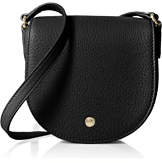 1e42fc2104 ECCO Women's Isan 2 Handbag, Black: Amazon.co.uk: Shoes & Bags