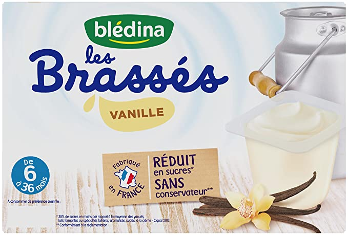 Image result for Brassés Vanille