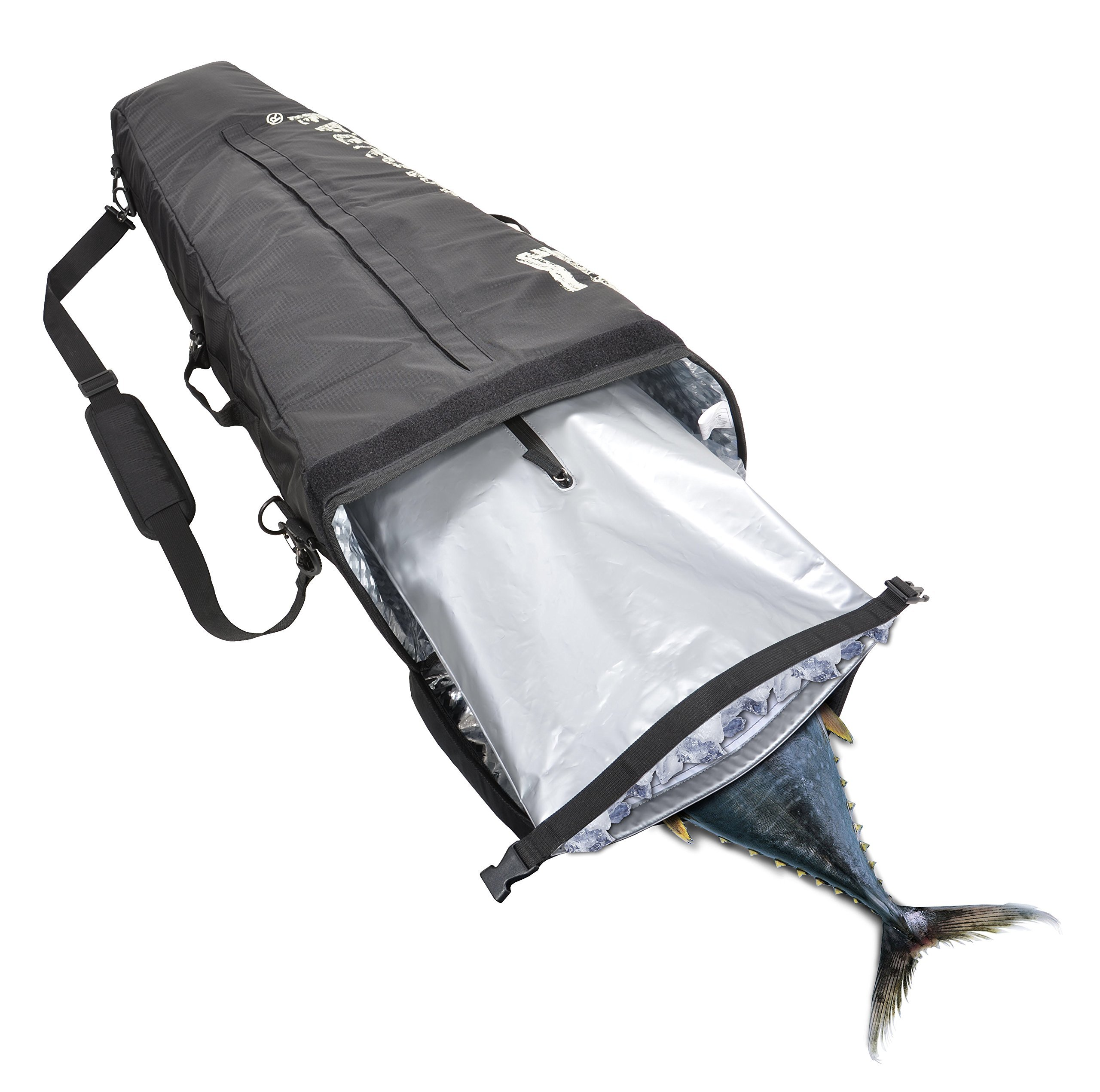 Adjustable Attachment Straps Kayak Fishing Cooler Removable Liner Seattle Sports Roll Catch Cooler Built USA