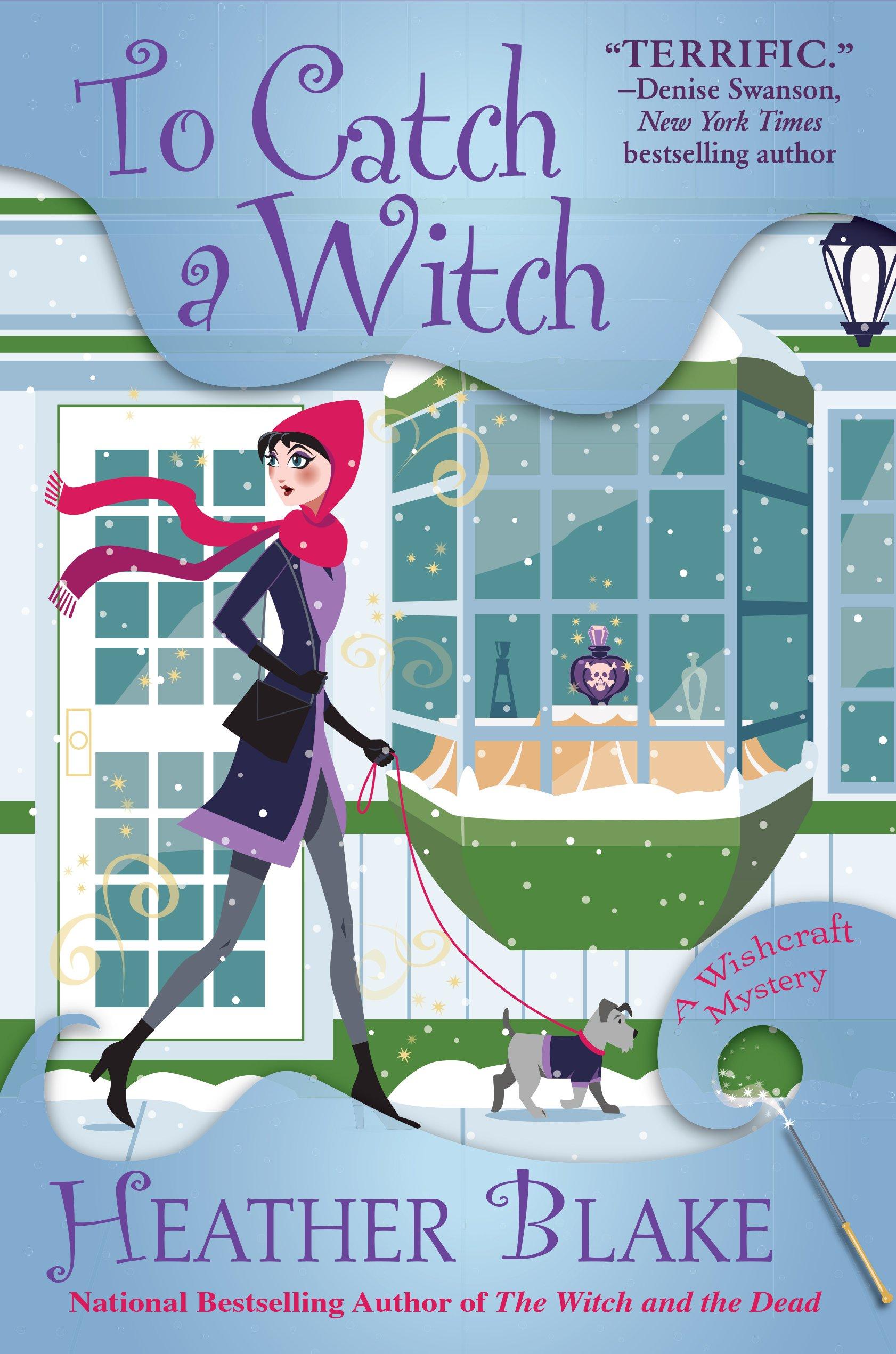 Amazon.com: To Catch a Witch: A Wishcraft Mystery (9781683317081 ...