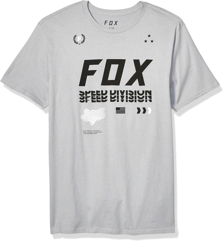 Fox Men's Standard Triple Threat Short Sleeve Premium T-Shirt