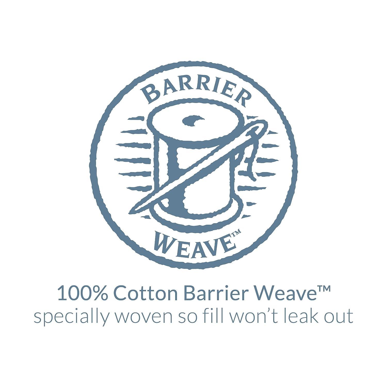 Pacific Coast Feather Company 67831 SuperLoft White Down Comforter King 67831.0 Cotton Cover Hypoallergenic