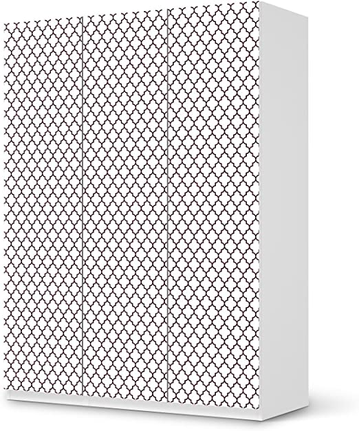 Pax Struttura Per Guardaroba.Creatisto Sticker Ikea Pax Armadio 236 Cm Altezza 4 Porte Design