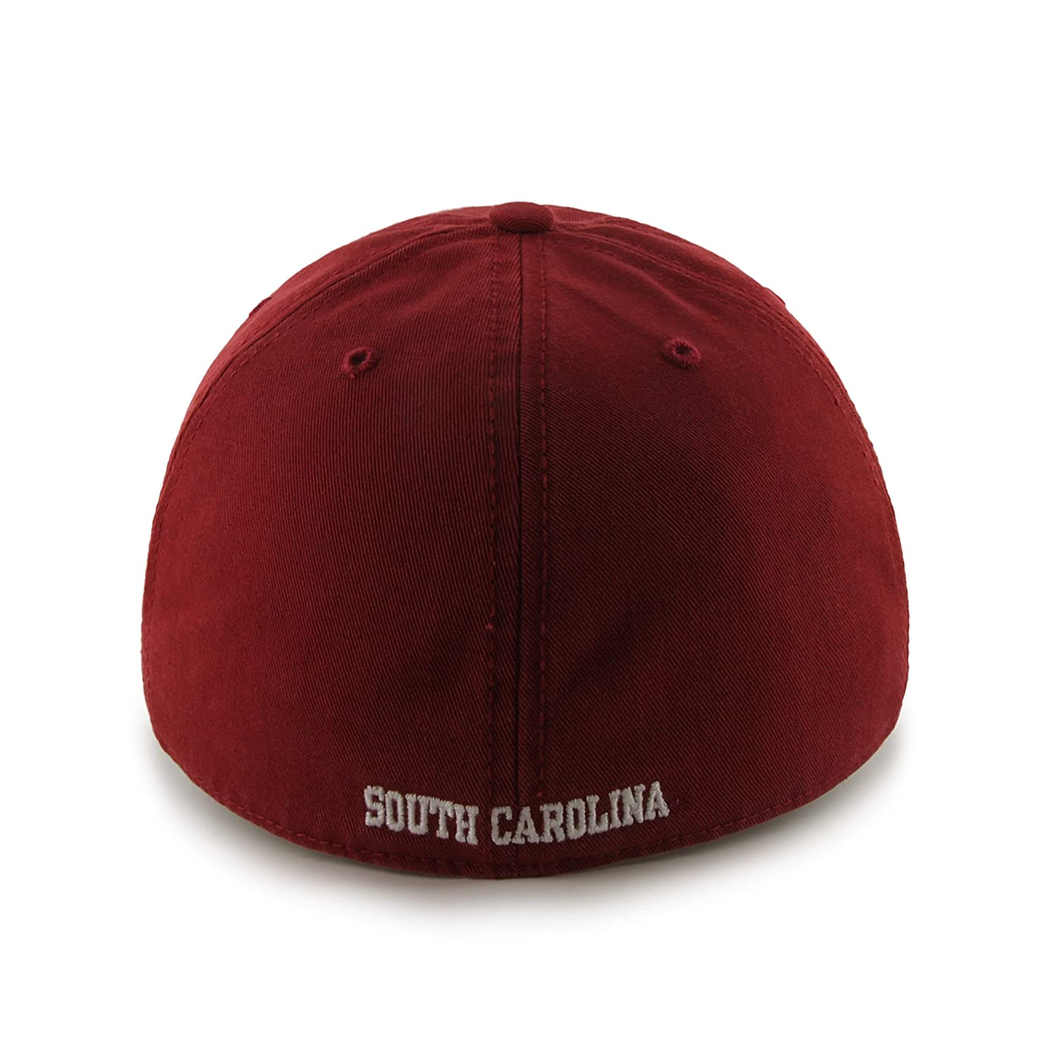 new product f7a1d 06775 uk amazon ncaa south carolina gamecocks 47 brand franchise fitted hat razor  red x large sports