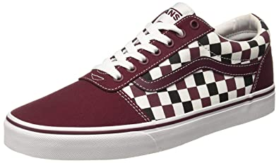 Vans Ward Checkerboard