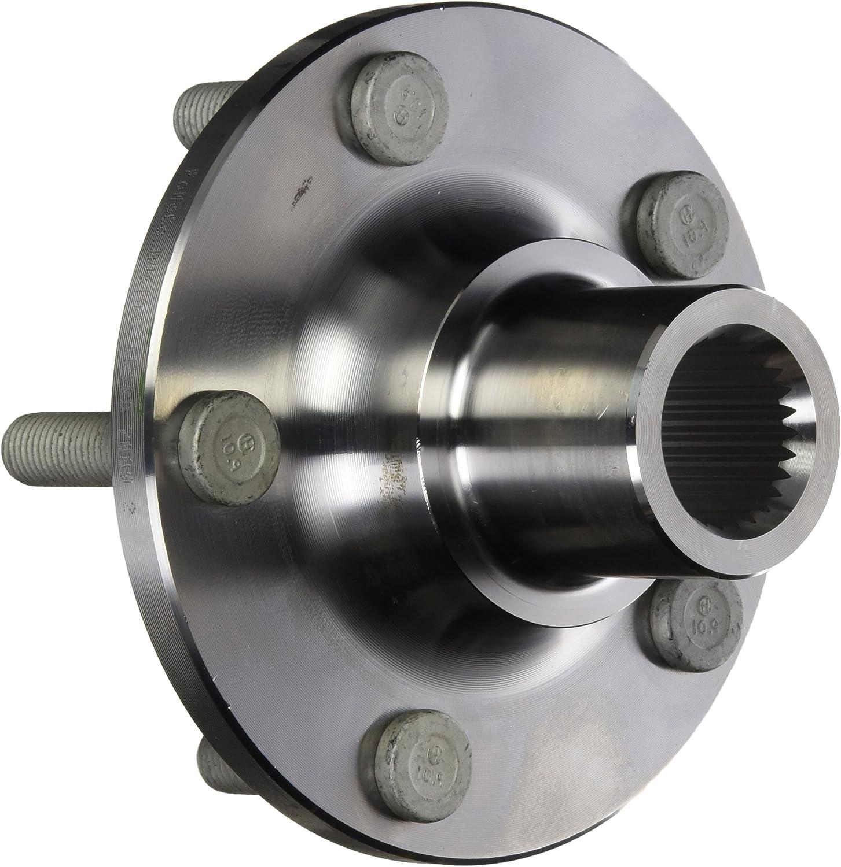 Wheel Hub-Bearing and Hub Assembly Front MOTORCRAFT HUB-81