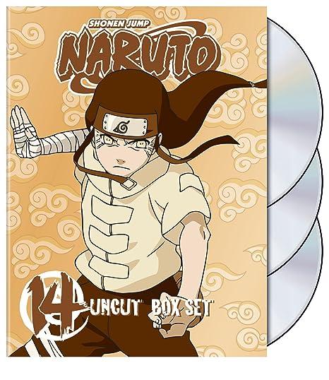 Naruto Volume 14: Hayato Date, Junko Takeuchi, Chie Nakamura