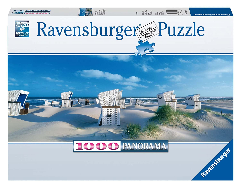 Ravensburger Erwachsenenpuzzle 13967 Ravensburger 13967-Sylt-Erwachsenenpuzzle