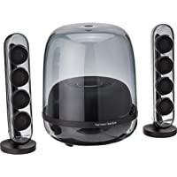 Harman Kardon HKSS4 Soundstick 4 Bluetooth Speaker System, Black
