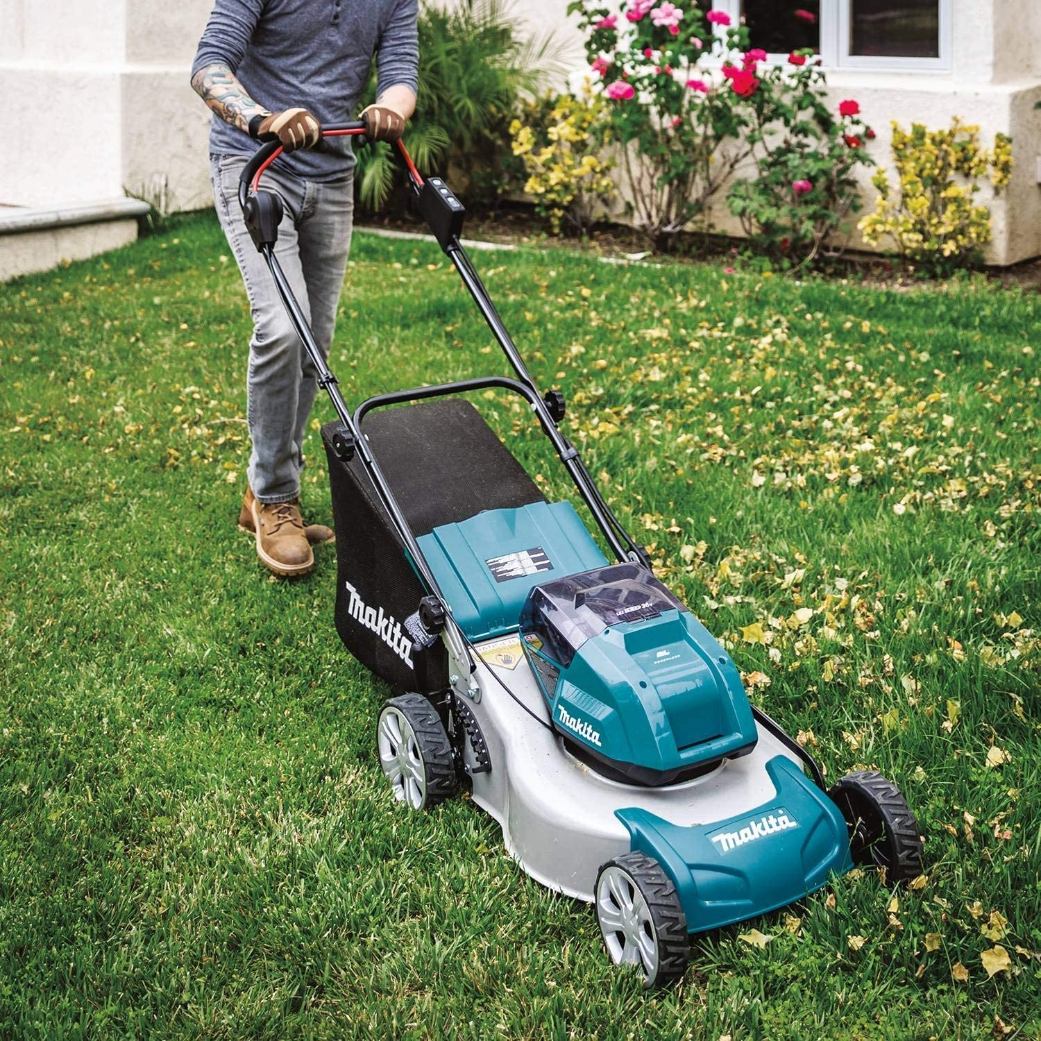 Makita XML03PT1 Lawn Mower
