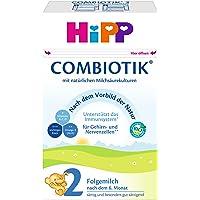 Hipp 喜宝 Combiotik婴幼儿2段奶粉 4盒装 (4 x 600 g)