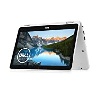 Dell モバイル2in1ノートパソコン Inspiron 11 3185 AMD A9 ホワイト 19Q11W/Windows 10/11.6 HD/4GB/500GB HDD