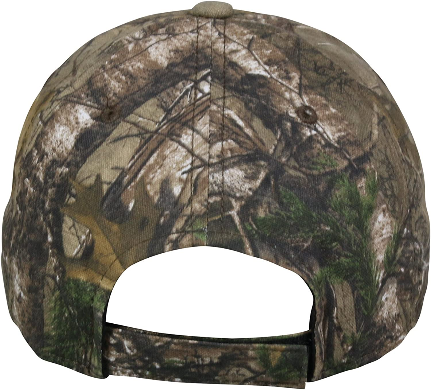 Outdoor Cap Mens Camouflage Americana Cap One Size